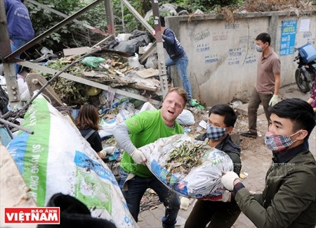 Keep Hanoi Clean: Œuvrons pour l'environnement hinh anh 2
