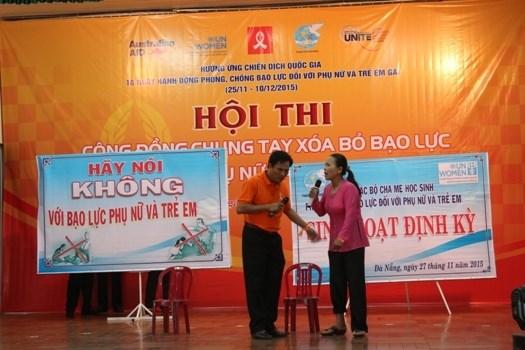 Da Nang agit pour prevenir la violence faite aux femmes et aux filles hinh anh 1