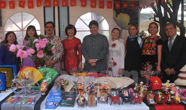 Le Vietnam a la Semaine culturelle internationale au Mexique hinh anh 1