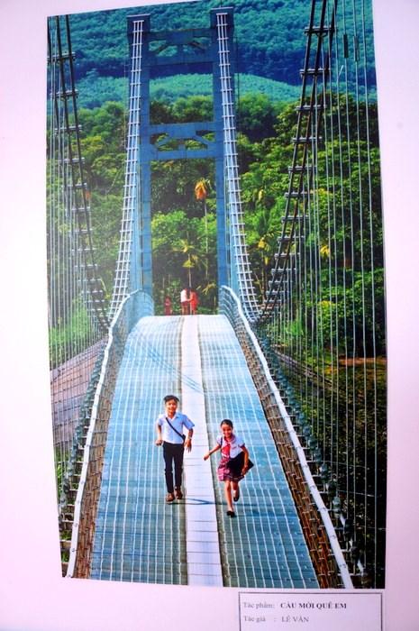 Les realisations socio-economiques de la province de Quang Nam en images hinh anh 1