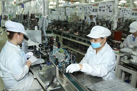 Ho Chi Minh-Ville attire 574,71 millions de dollars d'IDE au premier trimestre hinh anh 1