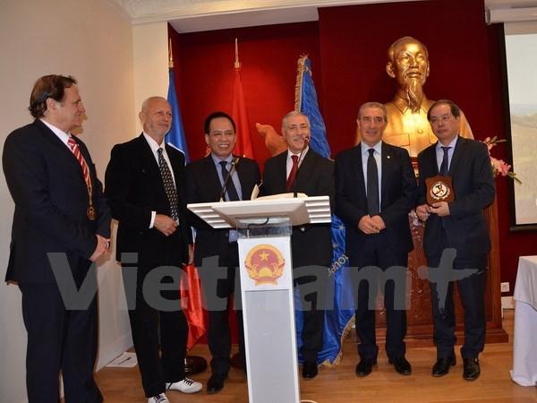 Le Vietnam adhere a l'Union Internationale des Federations de groupes folkloriques hinh anh 1