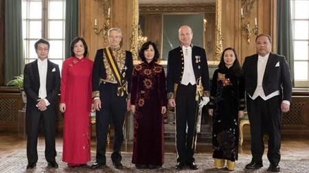 Le Vietnam et la Suede renforcent leur cooperation dans de nombreux domaines hinh anh 1