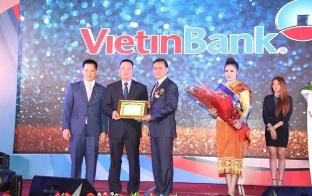 VietinBank Laos : passerelle commerciale entre le Laos et le Vietnam hinh anh 1