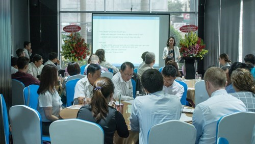 IBM aide Binh Duong dans la construction de villes intelligentes hinh anh 1