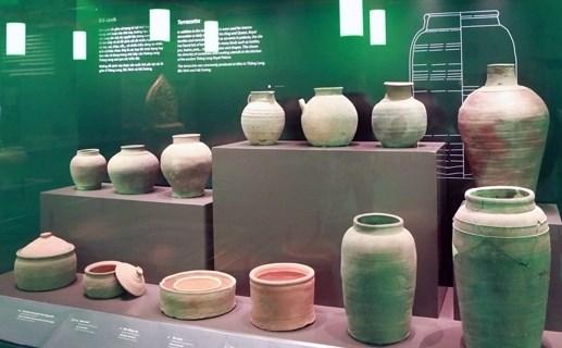Des tresors archeologiques du Vietnam exposes en Allemagne hinh anh 1