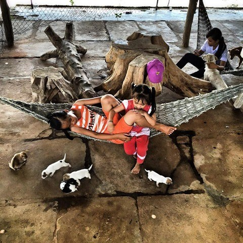 Hai Thanh et son amour de la photographie de rue hinh anh 3