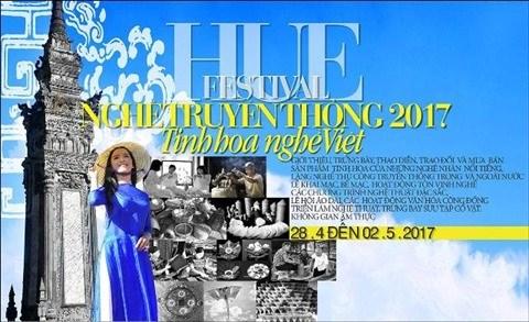 Rendez-vous le 28 avril pour le Festival des metiers traditionnels de Hue hinh anh 2