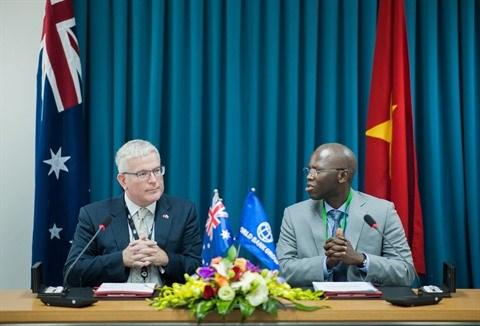 L'Australie et la Banque mondiale soutiennent la reforme economique au Vietnam hinh anh 1