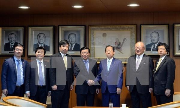 Le Vietnam favorise les investisseurs japonais hinh anh 1