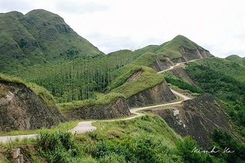 Binh Lieu, une nouvelle destination de Quang Ninh hinh anh 1