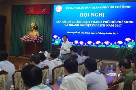 Ho Chi Minh-Ville cherche a converger les touristes hinh anh 1