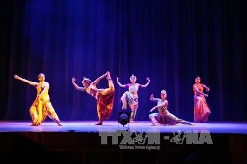 Echanges artistiques en l'honneur de l'amitie avec le Japon et l'Inde hinh anh 1