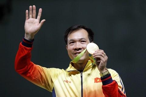 Les espoirs vietnamiens pour les SEA Games 29 hinh anh 1