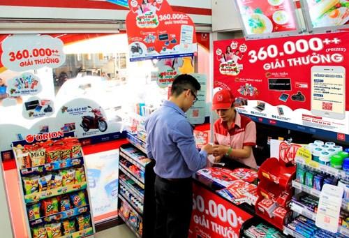 Le marche vietnamien de la distribution connait la plus forte croissance d'Asie hinh anh 1