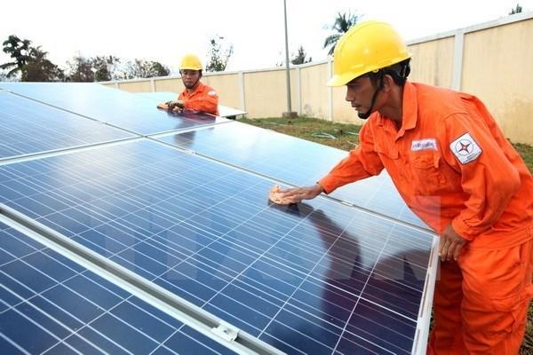 Des technologies energetiques sud-coreennes presentees a des entreprises vietnamiennes hinh anh 1