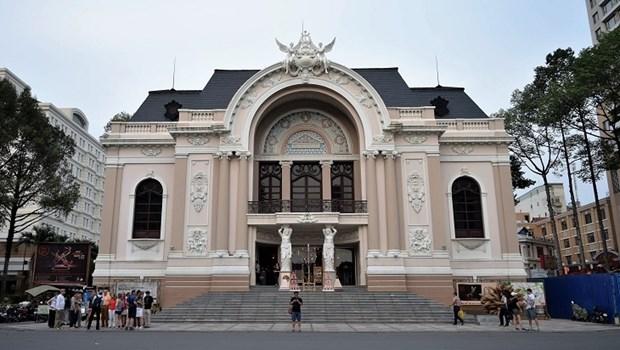 Opera de Ho Chi Minh-Ville: Symbole culturel, architectural et historique hinh anh 1