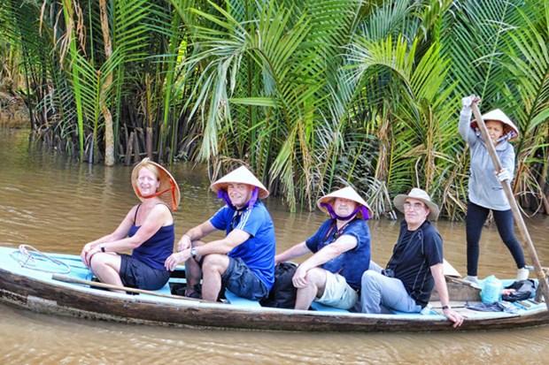 Marche americain: une «porte d'entree» pour le tourisme vietnamien hinh anh 1