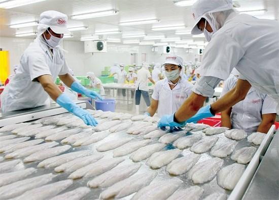 1er trimestre: les exportations de produits aquatiques en hausse de pres de 8% hinh anh 1