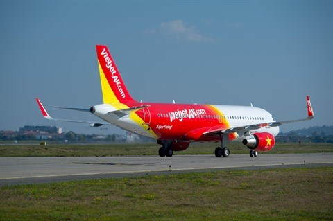 Vietjet realise un benefice imposable de 382 milliards de dongs hinh anh 1