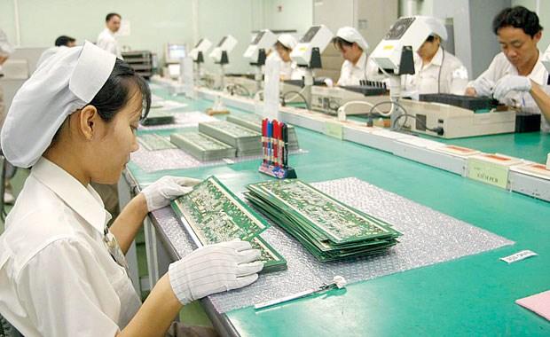 Bond des exportations d'ordinateurs et de produits electroniques ce 1er trimestre hinh anh 1