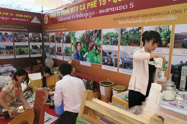 Des opportunites au Laos pour les entreprises vietnamiennes hinh anh 1