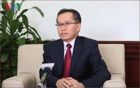 Les 55 ans des relations diplomatiques Vietnam -Laos hinh anh 1