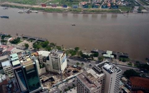 Des bateaux-taxis sur le fleuve de Sai Gon pour regler les problemes de trafic hinh anh 1