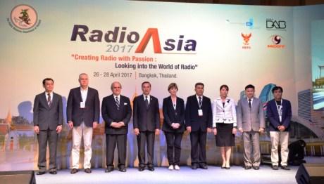 Le Vietnam present a la conference Radio Asie 2017 a Bangkok hinh anh 1