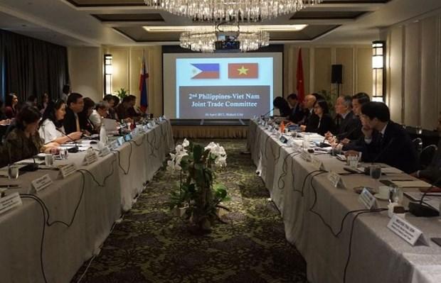 La 2e reunion du sous-Comite mixte du Commerce Vietnam - Philippines hinh anh 1