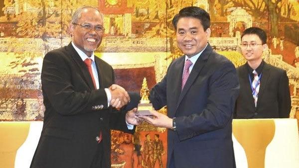 Hanoi et Singapour renforcent leur cooperation dans la protection de l'environnement hinh anh 1