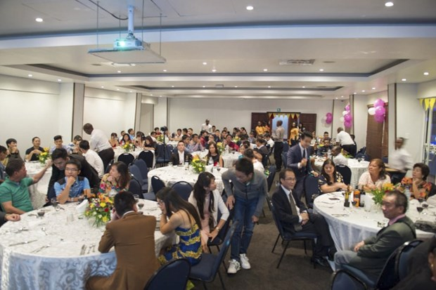 Le 42e anniversaire de la Reunification nationale celebre au Mozambique et a Macao hinh anh 1