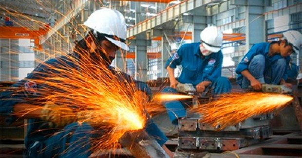 Avril : l'indice PMI atteint 54,1 points hinh anh 1
