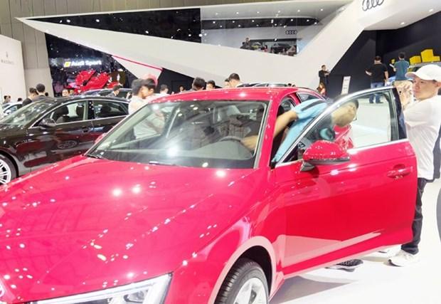 35.000 vehicules importes au Vietnam depuis janvier hinh anh 1