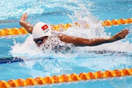 La nageuse Anh Vien remporte l'argent aux Etats-Unis hinh anh 1