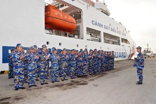 Des navires vietnamiens participent a des activites a Singapour et en Chine hinh anh 2