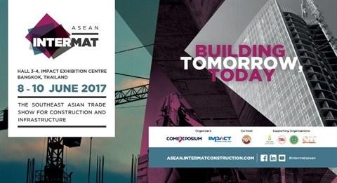 Intermat ASEAN 2017, plebiscite de la technologie hinh anh 1