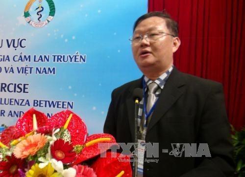 Le Vietnam, le Laos, le Cambodge cooperent dans la lutte contre les maladies infectieuses hinh anh 1