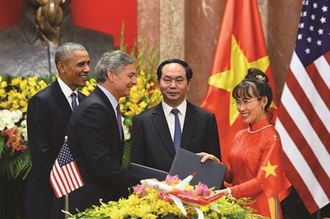 Elle a revolutionne l'industrie aerienne vietnamienne hinh anh 2