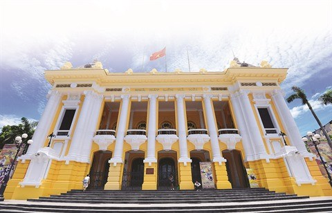 L'Opera de Hanoi : futur espace culturel ouvert hinh anh 1