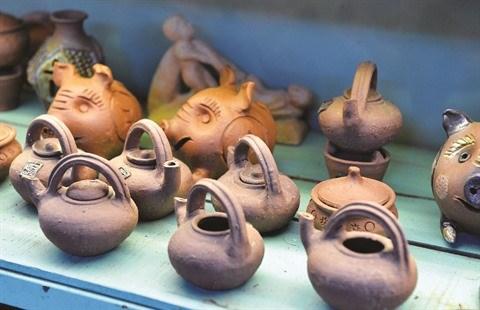 Le village de la ceramique de Thanh Ha hinh anh 1