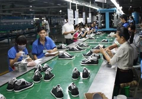 Les chaussures «made in Vietnam» de plus en plus seduisantes hinh anh 1