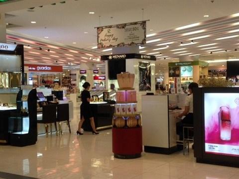 Le marche des produits de parfumerie et cosmetique a la cote hinh anh 1