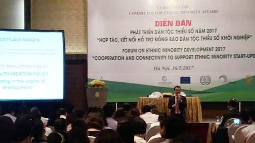 Vers le developpement durable des zones montagneuses et peuplees de minorites ethniques hinh anh 1