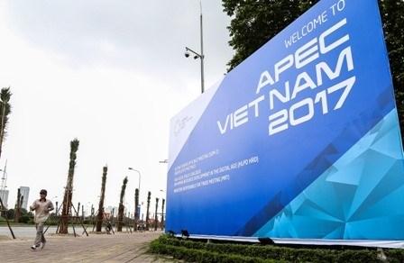 MRT 23 : revision des themes et priorites de l'Annee de l'APEC 2017 hinh anh 1