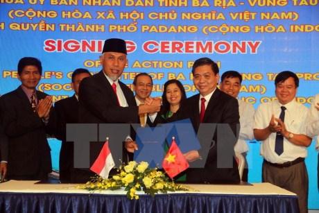 Vietnam et Indonesie intensifient la cooperation decentralisee hinh anh 1