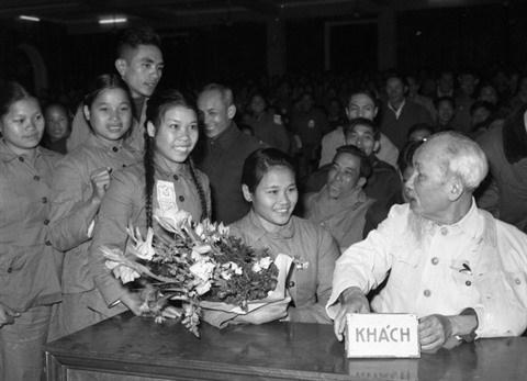 Ho Chi Minh et les valeurs culturelles de l'Occident hinh anh 1