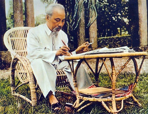 Ho Chi Minh et les valeurs culturelles de l'Occident hinh anh 2