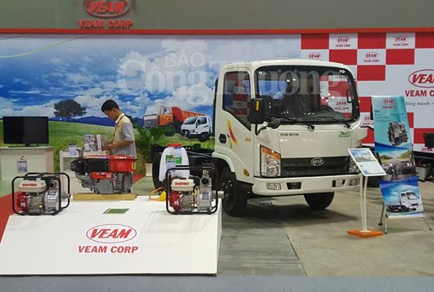 Ho Chi Minh-Ville: exposition internationale sur les automobiles, motos et leur industrie auxiliaire hinh anh 1