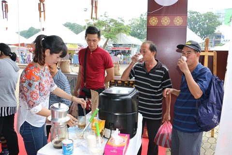Rendez-vous attendu a Coffee Expo Vietnam 2017 hinh anh 1